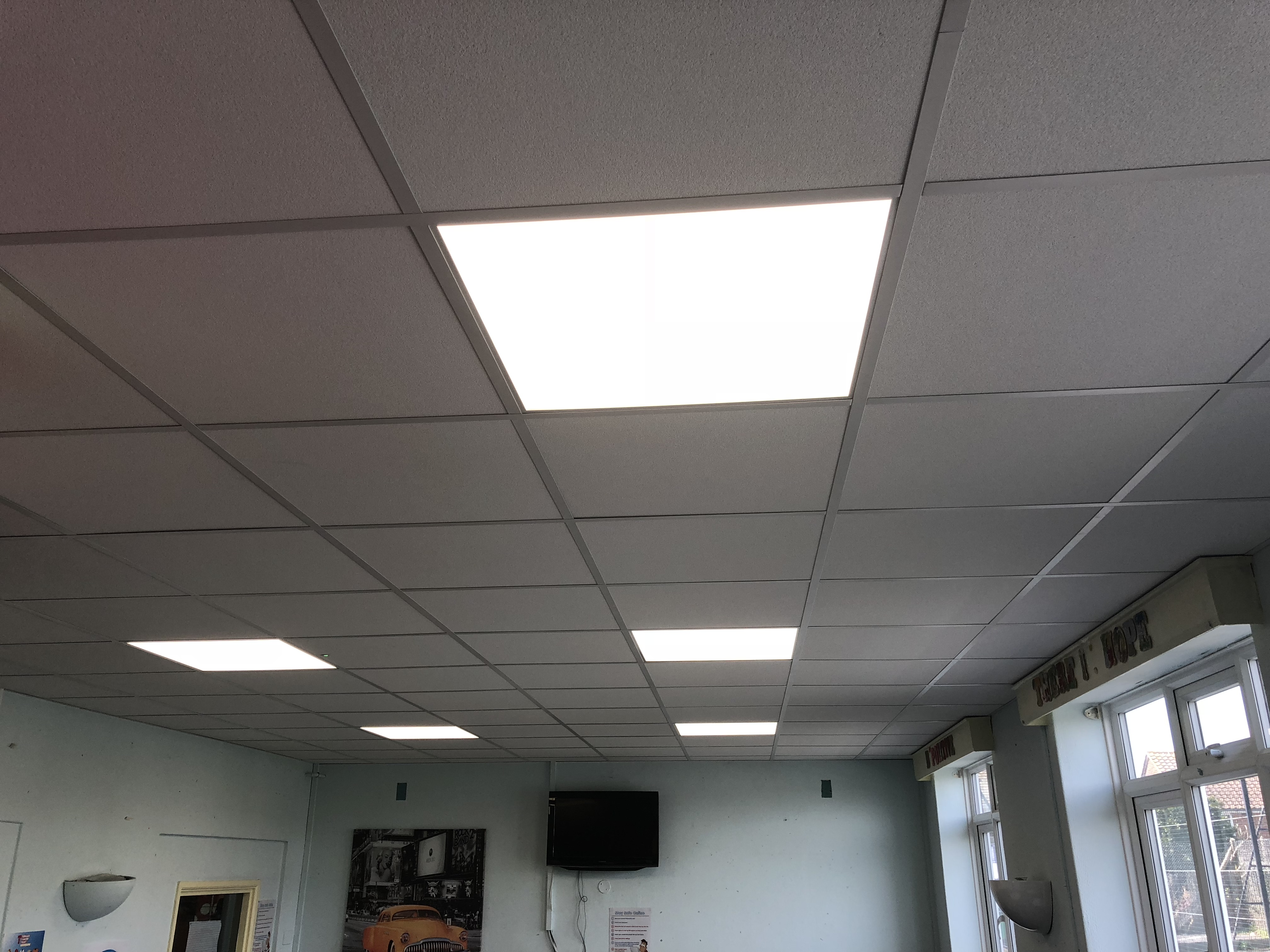 Suspended Ceilings For Schools Amp Colleges Blue Building Contractors